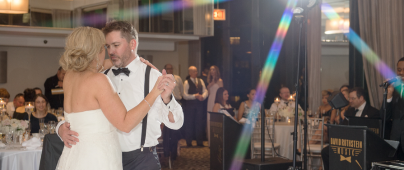 Advice for Planning Your First Dance for Your Wedding