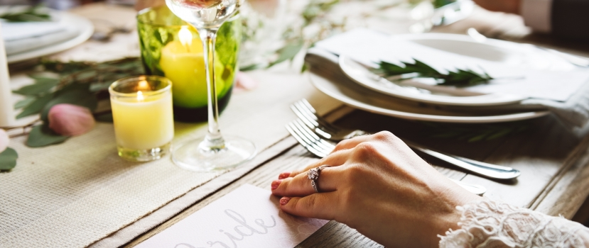 Advice for Seating Guests at Your Wedding Reception